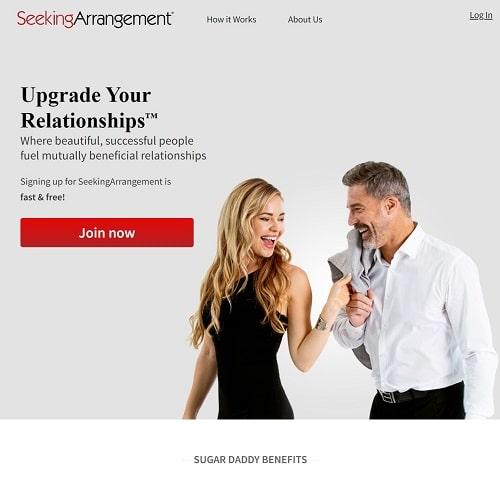 Best Sugar Daddy Sites - SeekingArrangement Review
