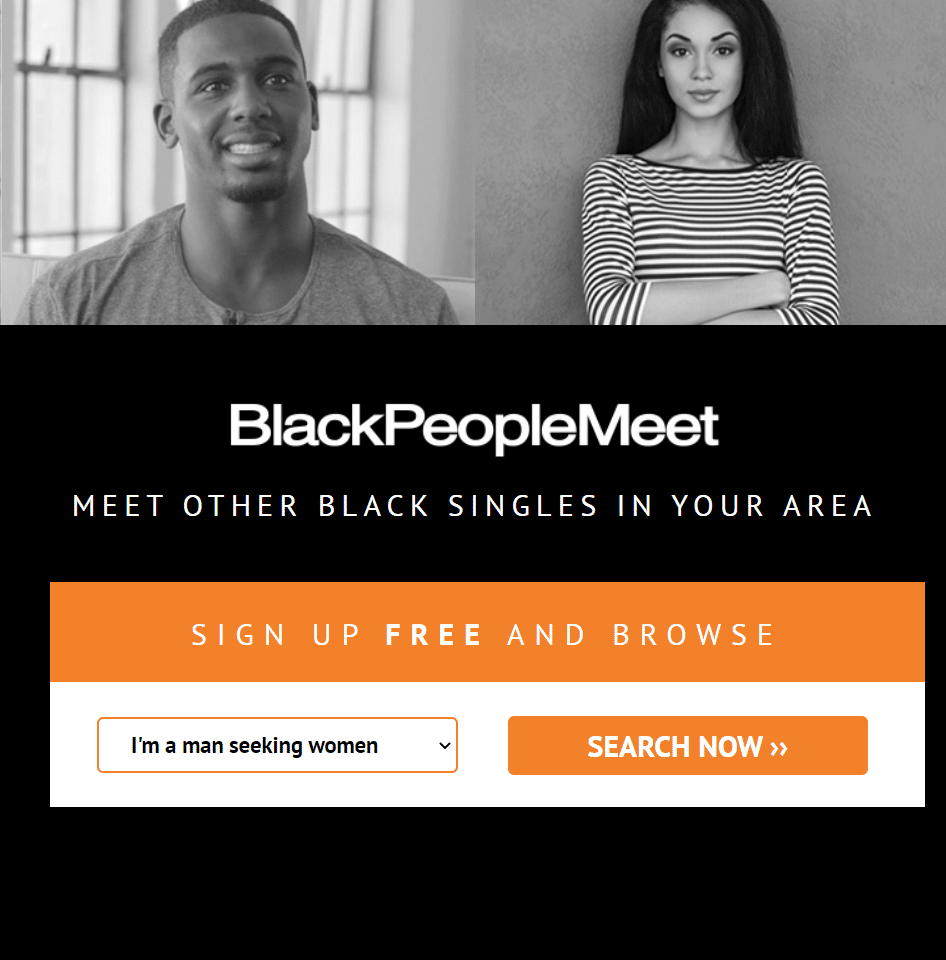 Best gay dating sites - blackpeoplemeet review