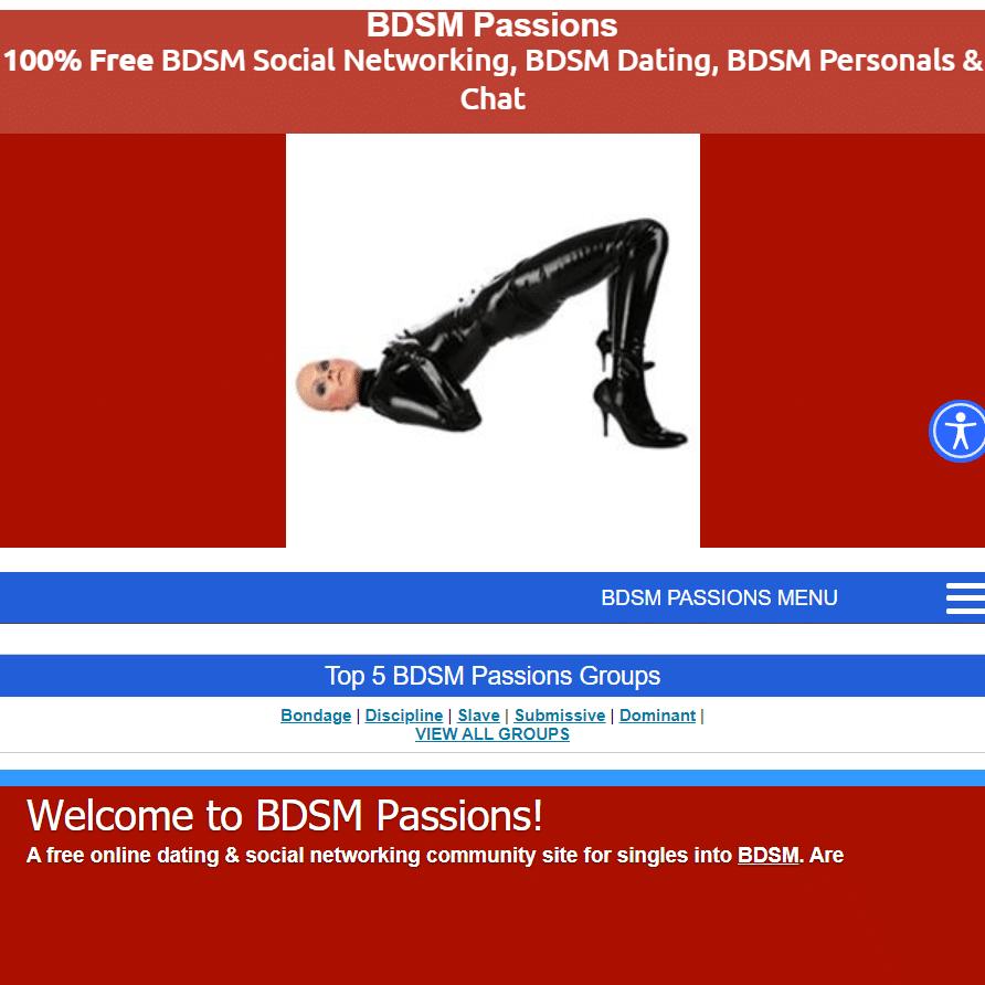 best bdsm dating sites - BDSM Passions review