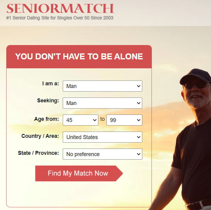 Best gay dating sites - seniormatch review