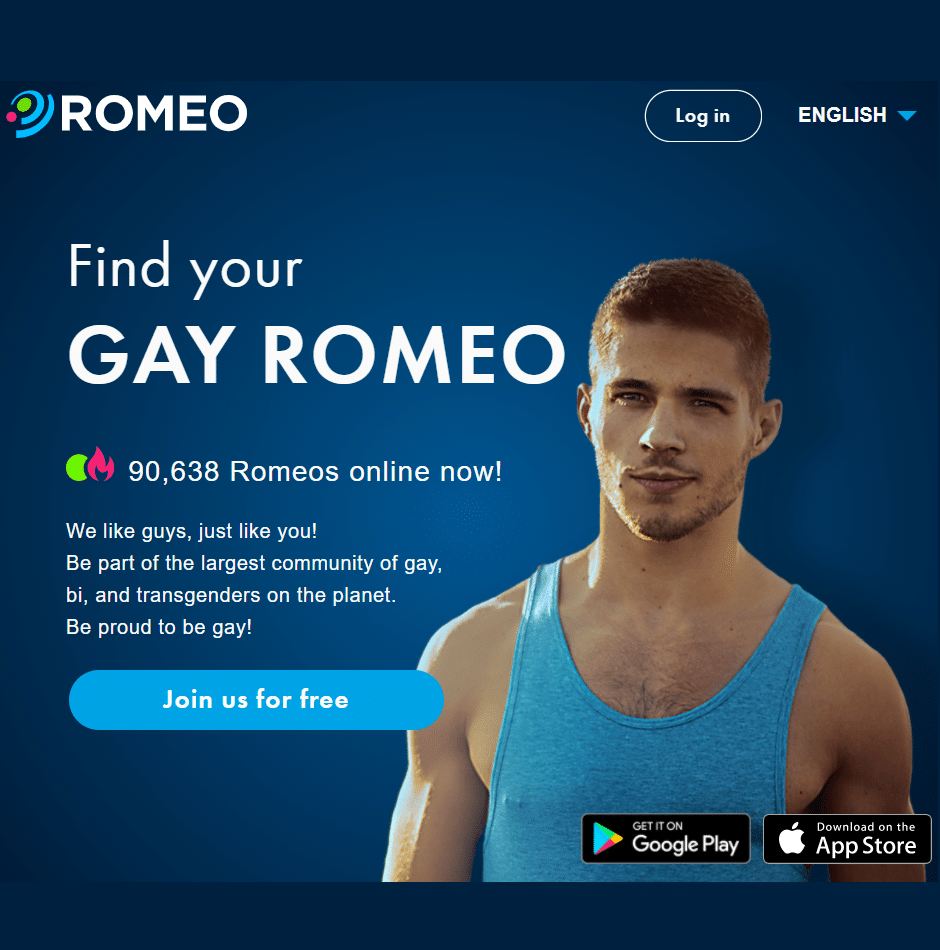 best gay dating sites - planet romeo review