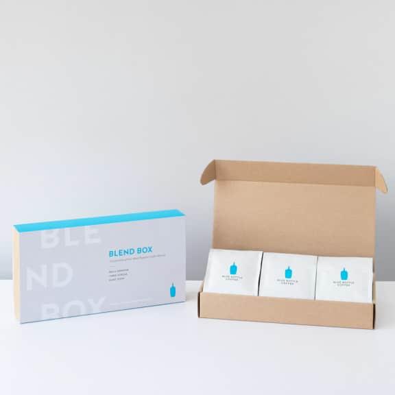 best subscription boxes for women - blend box review